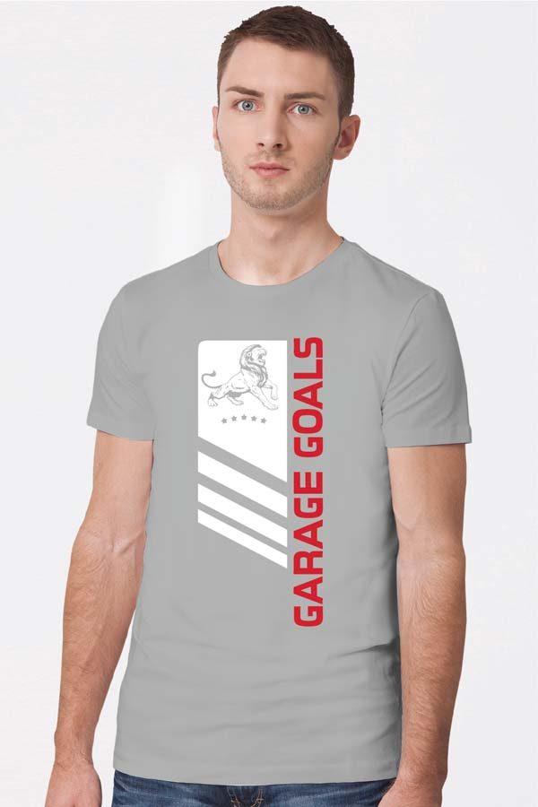 Garage Goals Lion Graphic Tee