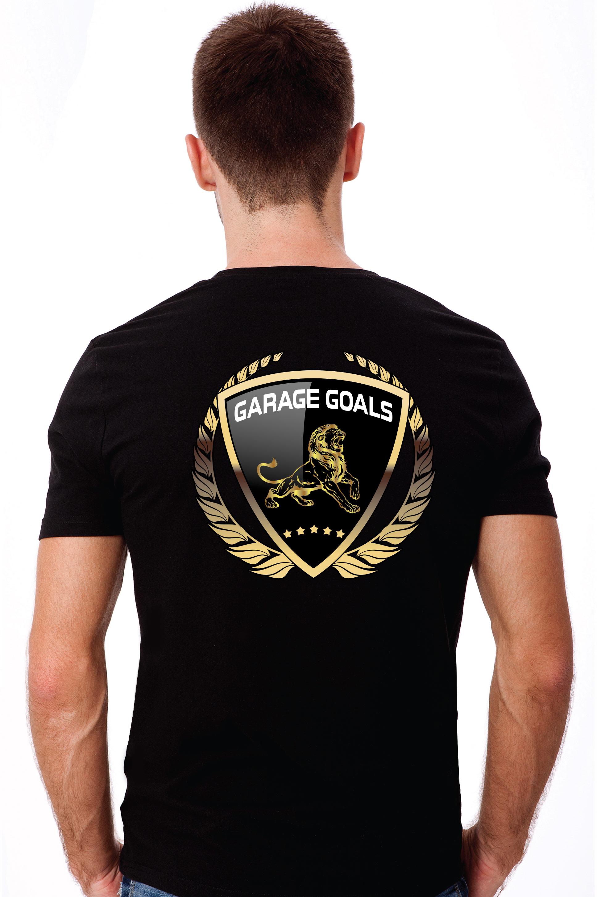 garage black
