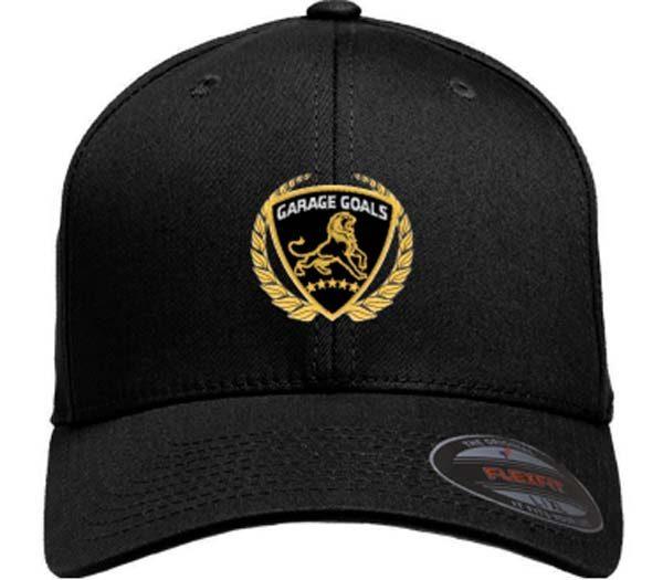 Garage Goals Fitted Hat
