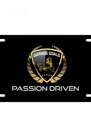 garage goals passion driven