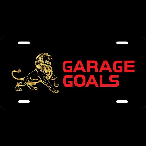 red logo back