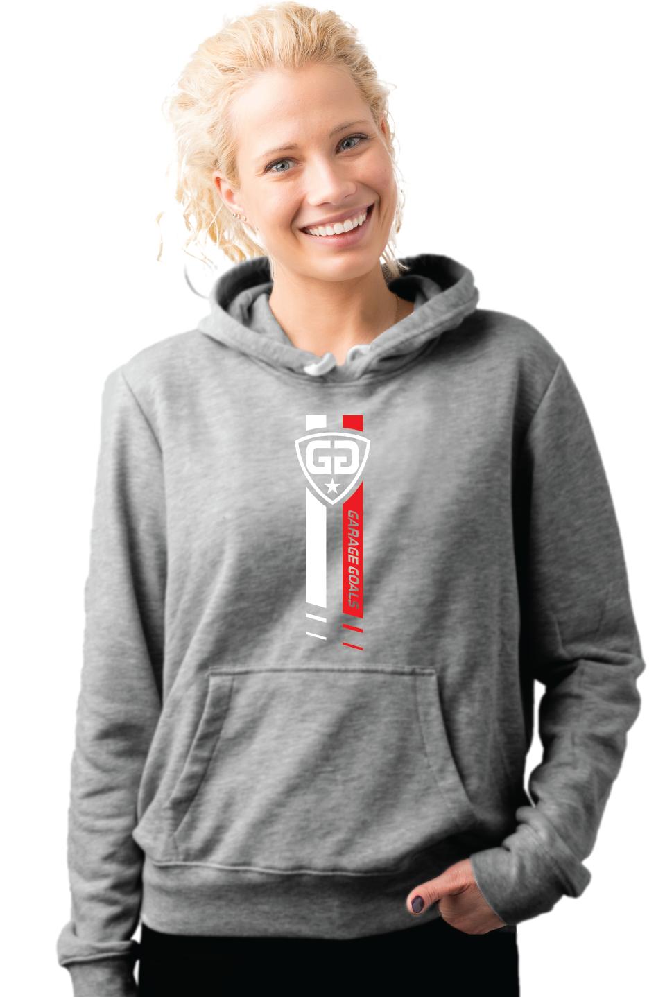 GG stae G hoodie gray