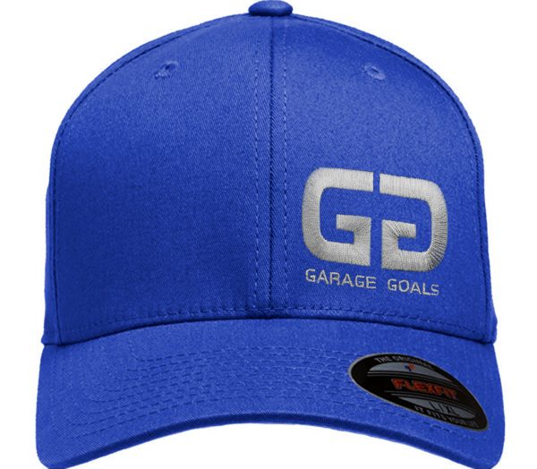 gg hat blue