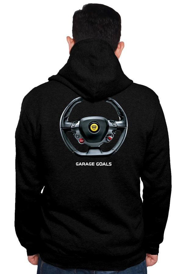 drive hoodie