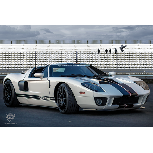 Ford GT track
