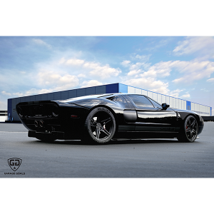 ford gt industrial preview