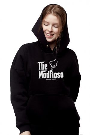 the modfioso womes hoodie
